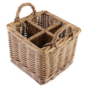 Small Partition Basket - utensil holders