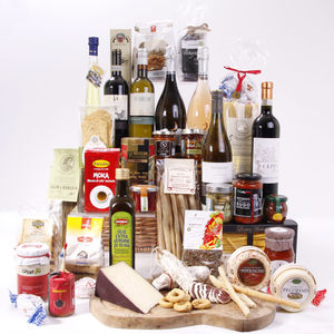 Capolavoro Italian Hamper - luxury hampers