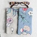 Spring Blooms Glasses Case
