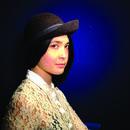 Iris 1920s Felt Cloche Hat