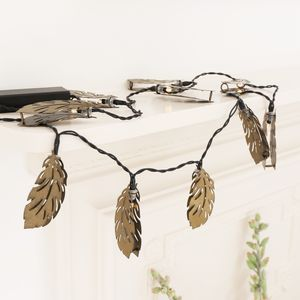 Feather LED String Lights - fairy lights & string lights
