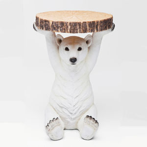 Polar Bear Side Table - side tables