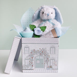 Baby Boy Baby Shower Gift Set