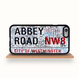 Abbey Road iPhone Case For All Models - tech accessories for her