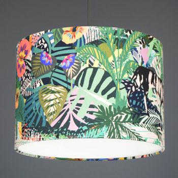 Kitty Mc Call Utopia Fabric Lampshade