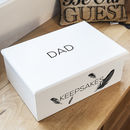 Feather 'Keepsake Box' Keepsake Boxes