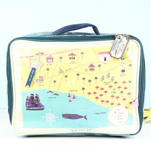 Disaster Designs Memento Beach Vanity Case