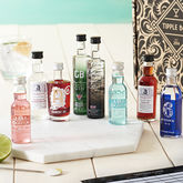 Great British Gin Tasting Set - trends