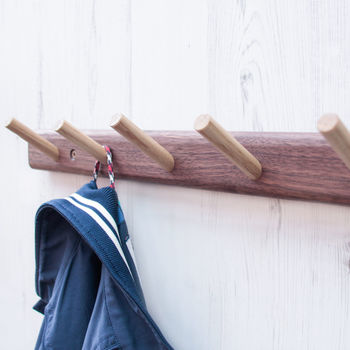 The Mayfair Coat Rack