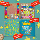 Personalised 9th Birthday Children's Book