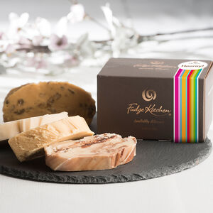 Congratulations Fudge Gift Box
