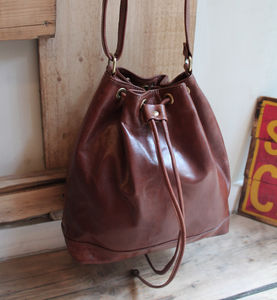Bucket Bag Crossbody