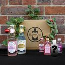 The Pink Gins And Tonics Gift Set