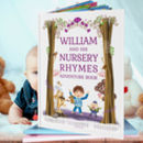 Personalised Nursery Rhymes And Poems Book