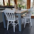 Beckford table with farmhouse chairs