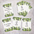 Foliage Design Pregnancy Milestone Moments Cards