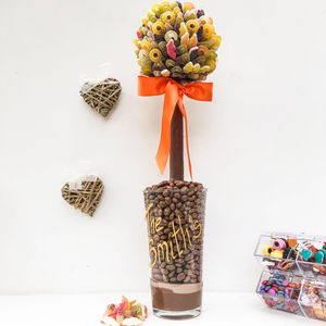 Personalised Fizzy Pick And Mix Sweet Tree - chocolates & confectionery