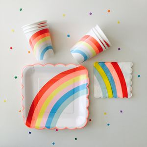 Rainbow Party Set For 12