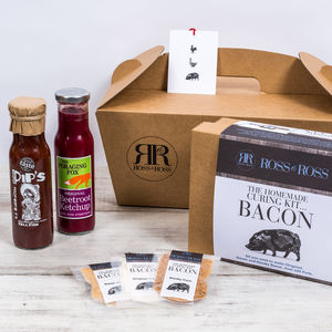 The Ultimate Bacon Sandwich Kit - food & drink