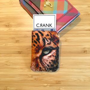 Leopard Business Card Holder - view all new