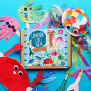 Personalised Under The Sea Craft Kit
