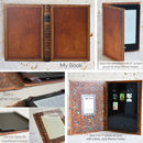 Cassic Book Kindle Cover Case for eReader and tablet