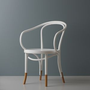 Bentwood Two Tone Armchair - chairs