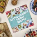 Personalised Grandma's Cookbook