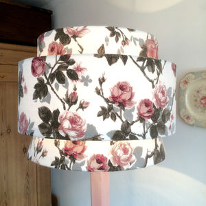 Hever Romantic Standard Lampshade - lampshades
