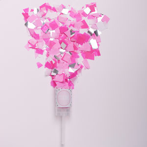 'It's A Girl' Confetti Pop - baby shower decorations