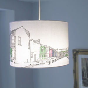 Brighton Albion Hill Lampshade - lampshades