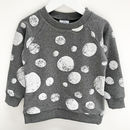 Planets Toddler Sweatshirt