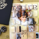 Personalised Historic Tatler Advent Gift