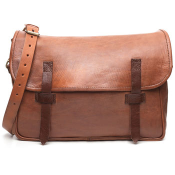Hunter Messenger Bag