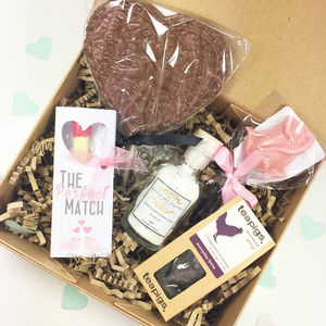 'Perfect Match' Anniversary Gift Box