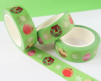 Christmas Design Washi Tape