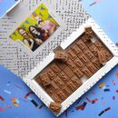 chocolate birthday cards
