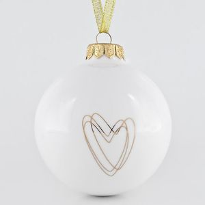 Bauble With Heart