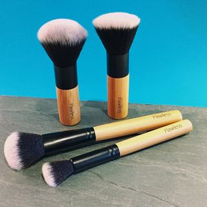 Professional Makeup Brush Set Flawless Glow - make-up brushes