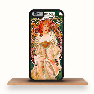 Art Nouveau Champenois iPhone Case For All Models - tech accessories for her
