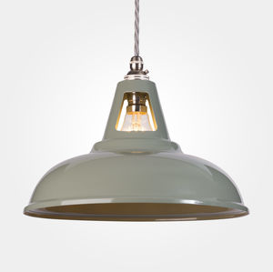 Coolicon Industrial Pendant Light Powder Coated - ceiling lights