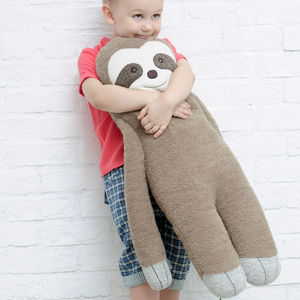 Supersized Sloth Soft Toy