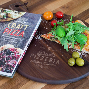 Personalised Craft Pizza Paddle - kitchen