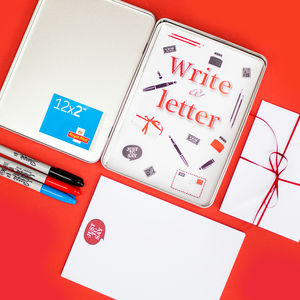 How To Write A Letter Gift For Children