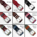 Belt by John Todd colour combination options