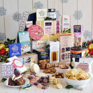 The Happy Christmas Hamper - food hampers