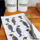 Penguin Cotton Tea Towel