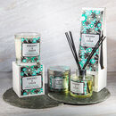 Bergamot And Ginger Home Fragrance Gift Set