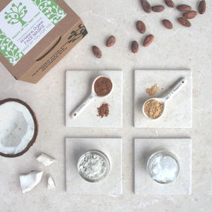 Make Your Own Face Mask Kit - gifts for friends