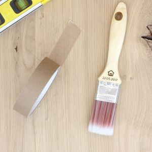 Personalised Paint Brush
